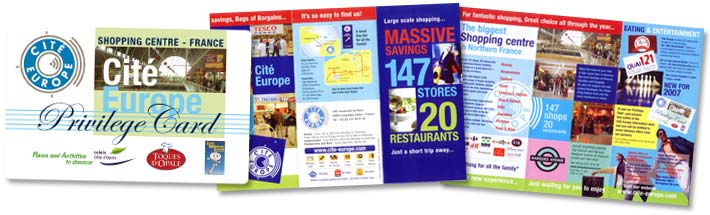 Marketing new rewards programme for Cite Europe